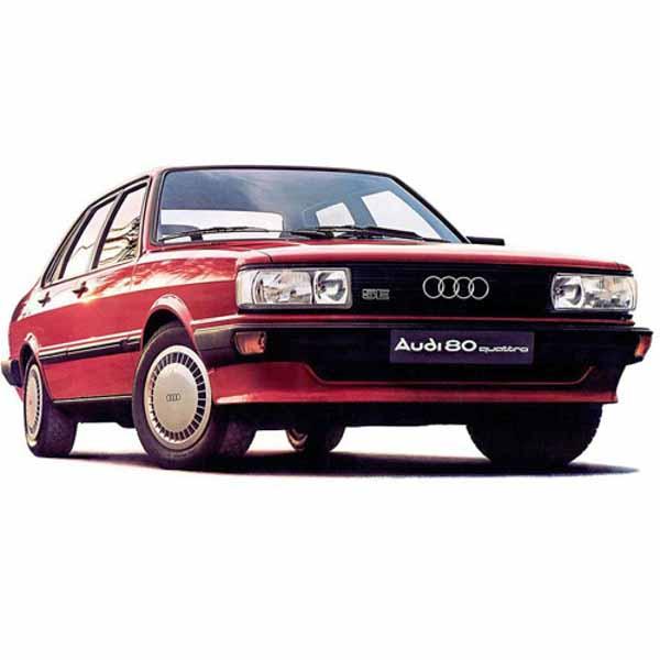 Audi 80 & 80 Quattro