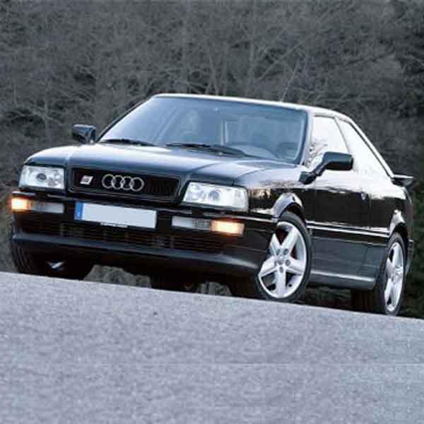 Audi Coupe & Quattro