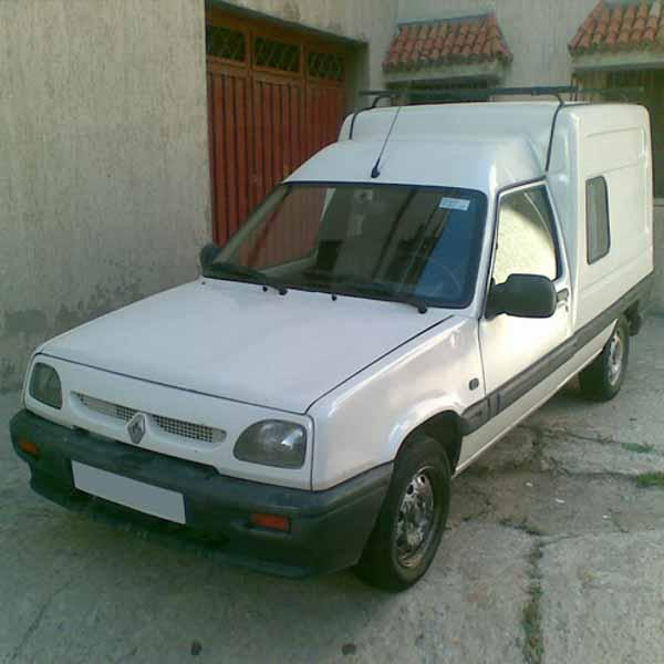Renault Express Rapid